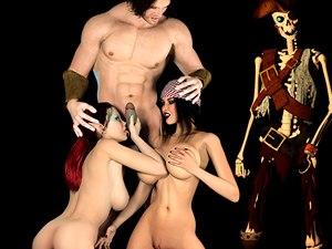 Jessica monstre fetiche xxx jeu de pirate